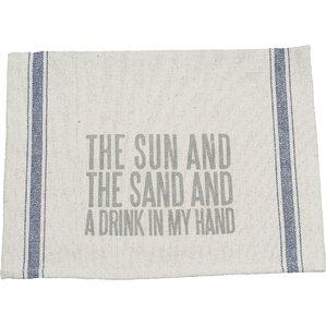 Sun & Sand Kitchen Towel