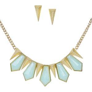 Eliza Necklace & Earring Set