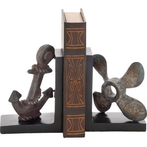 Luca Bookends (Set of 2)