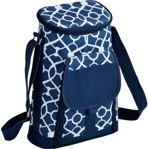 Trellis Wine & Cheese Cooler Backpack
