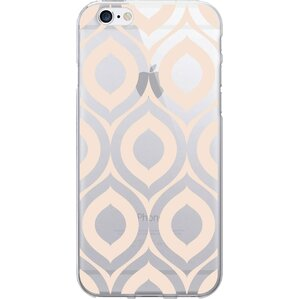 Ogee iPhone 6 Case in Frost Peach