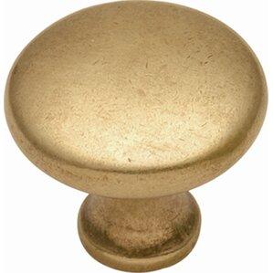 "Metallic 1.3"" Cabinet Knob (Set of 3)"