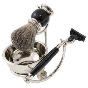 4-Piece Bradley Shaving Set