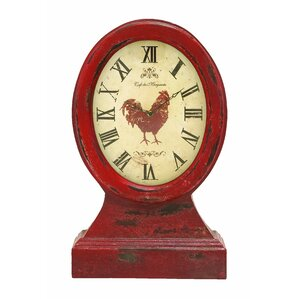 Marguentes Table Clock