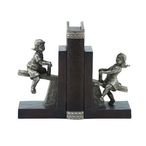 Seesaw Bookends (Set of 2)