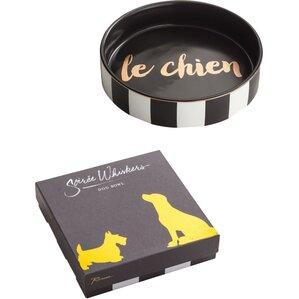 Le Chien Dog Bowl