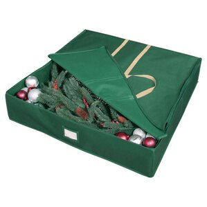 "Lyon 25"" Wreath Storage Bag"