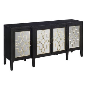 Manry Mirrored Sideboard