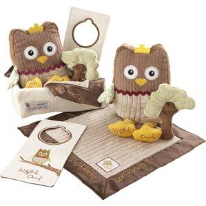 5-Piece Owl Baby Gift Set