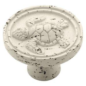 """Sea Turtle 1.45"""" Cabinet Knob"""
