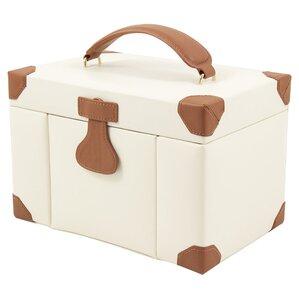 Jessica Leather Jewelry Box