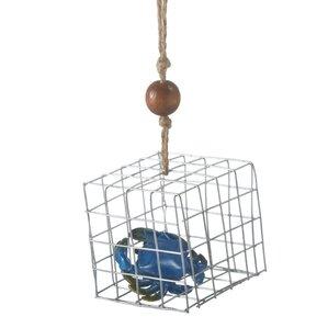 Crab Trap Ornament (Set of 6)