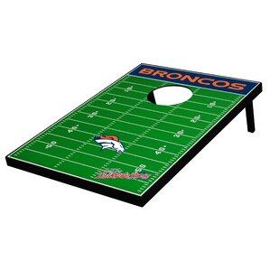 NFL Football Bean Bag Toss Game