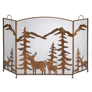Griffen Fireplace Screen