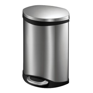 Hands-Free Shell Wastebasket