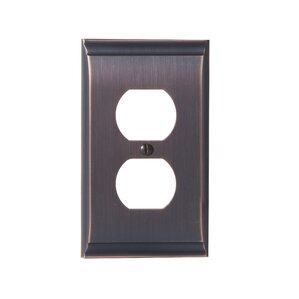 Candler Outlet Wall Plate