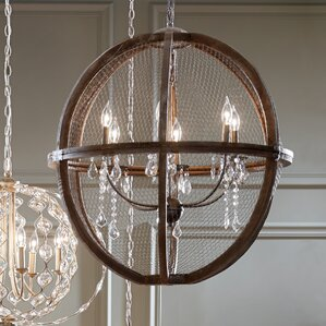Chesire Crystal Chandelier