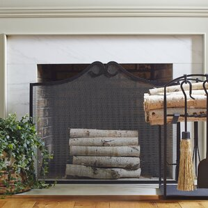 Tyson Fireplace Screen