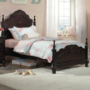 Cinderella Panel Bed