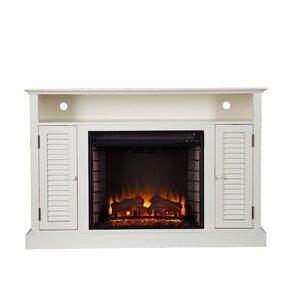 Burlington Media Console & Electric Fireplace