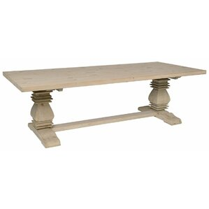 Suzette Reclaimed Pine Dining Table