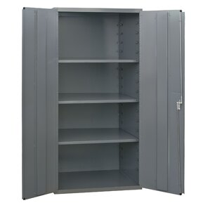 Flush Door Style Storage Cabinet