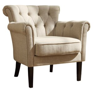 Mariano Tufted Arm Chair