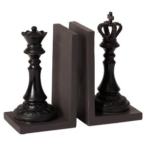 Chess Bookends (Set of 2)