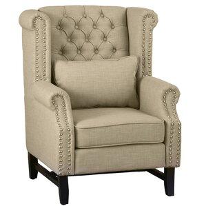 Winston Tufted Arm Chair