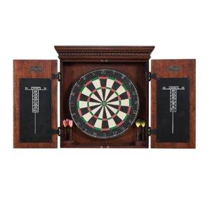 Cavalier Dart Board Set