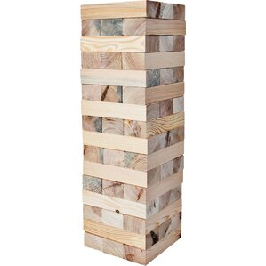 Giant Block Tower Game