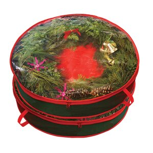 Christmas Wreath Storage Bag (Set of 2)