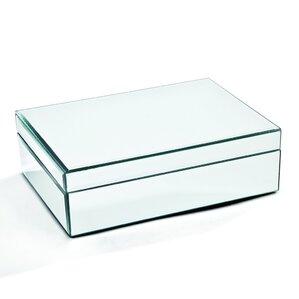 Madison Mirrored Trinket Box