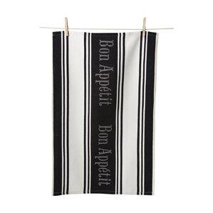 Bon Appetit Jacquard Towel (Set of 2)