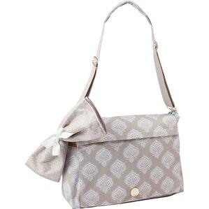 Nina Messenger Bag in Tan
