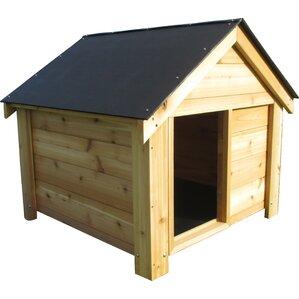 Aiden Cedar Dog House