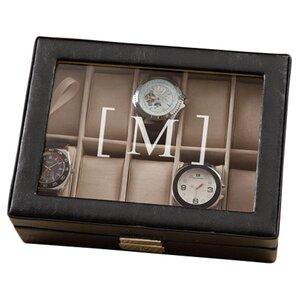 Personalized Watch Box