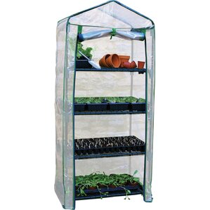 4-Tier Indoor/Outdoor Growing Rack