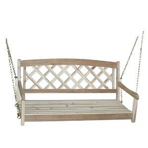 Leslie Acacia Porch Swing