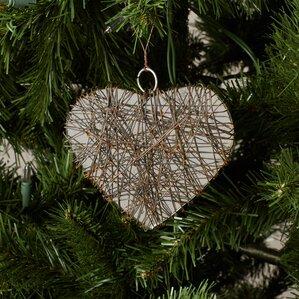 Heart Ornament (Set of 4)