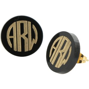 Personalized Acrylic Earrings
