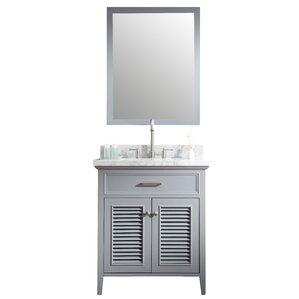 Unique 1000  Wall Hung White Bathroom Vanity Contemporarybathroomvanities