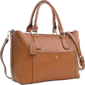 Christina Handbag in Brown