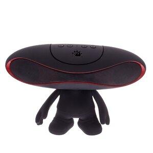 Portable Alien Bluetooth Speaker