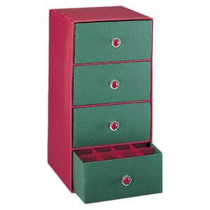 Blitzen Ornament Storage Chest