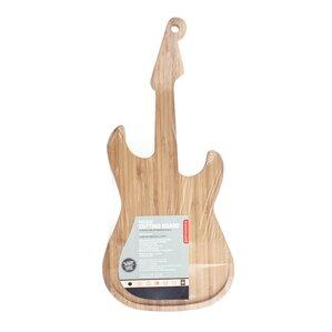 Bamboo Guitar Cutting Board