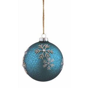 Snowflake Ornament (Set of 4)