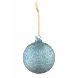 Shiny Mercury Ball Ornament (Set of 6)