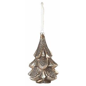 Winter Tree Ornament (Set of 3)