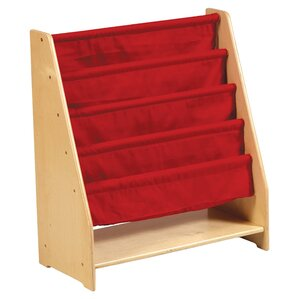 Clay Bookshelf